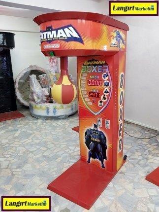 Çocuk Boks Makinesi