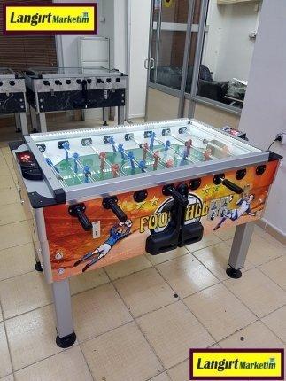 Kaplamalı Lux Langırt Masası