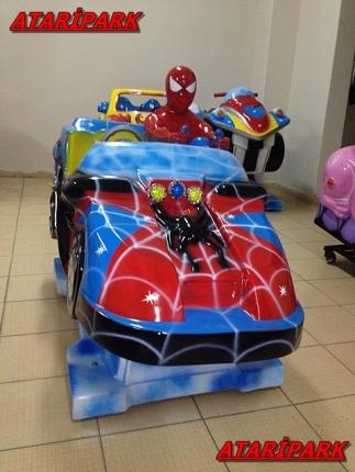 Jetonlu Oyuncak Spiderman