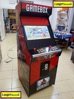 Nostalji Atari Makinası