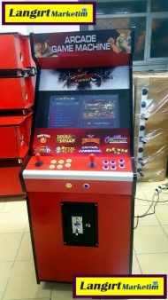Delux Atari Makinesi